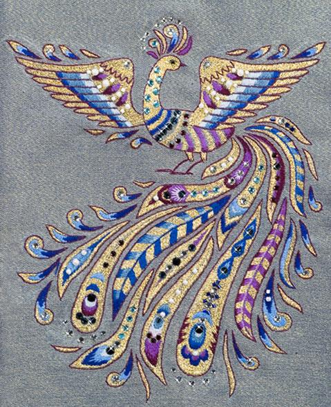 бисером вышивка